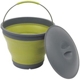 Outwell Collaps Bucket con Tapa, green